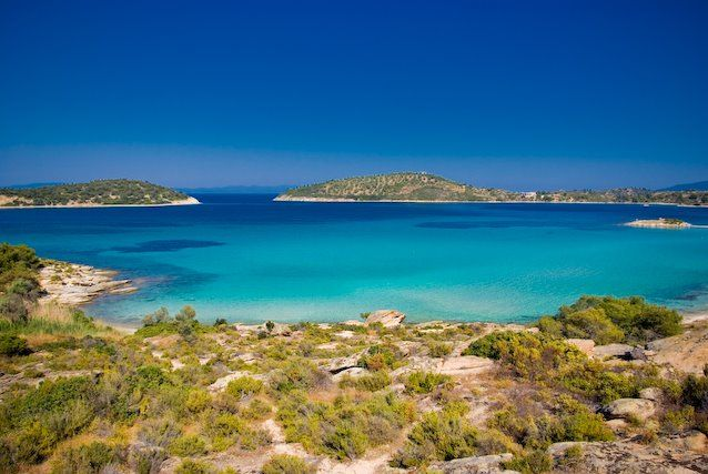 Beautiful Lagonisi is just like an island if you are stuck in Athens visit Mauro Lithari beach, Eden beach or even further down...truly mesmerizing!