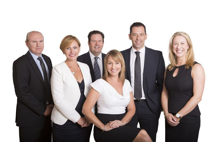 Team Corporate Photo | Kat Stanley Photography