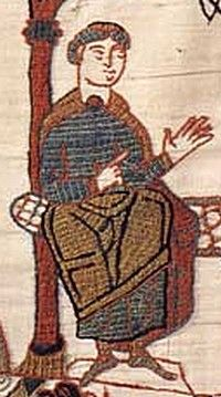 Odo of Bayeux, bishop of Bayeux from 1049 to 1097 - stage 44.