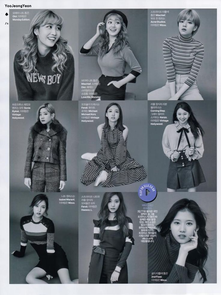 I'd like to put together a layout for each girl like this in the yearbook. So, they will all need nine different poses