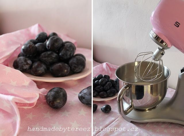 Lavande-Provence  Plum, pink retro Smeg ...