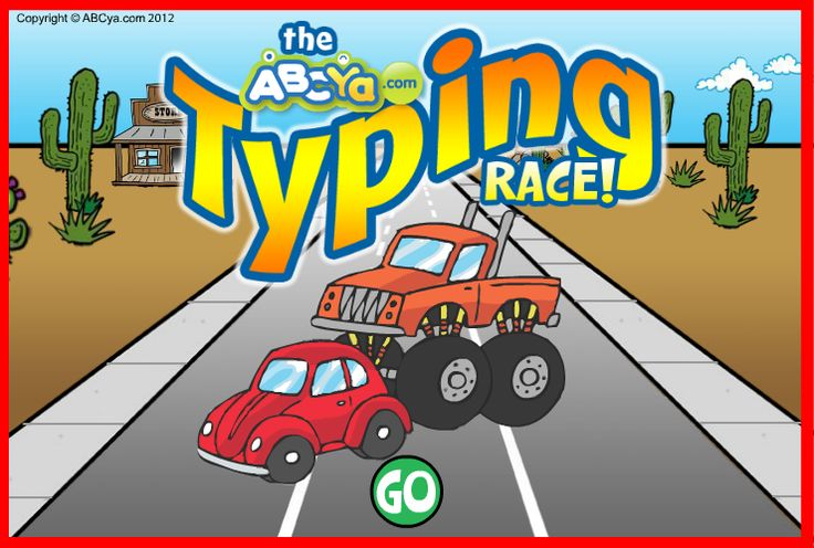 Abcya Typing Race Cars