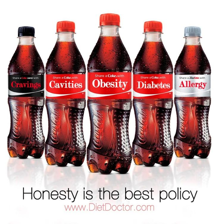 If Coca-Cola made an honest Video ad about obesity