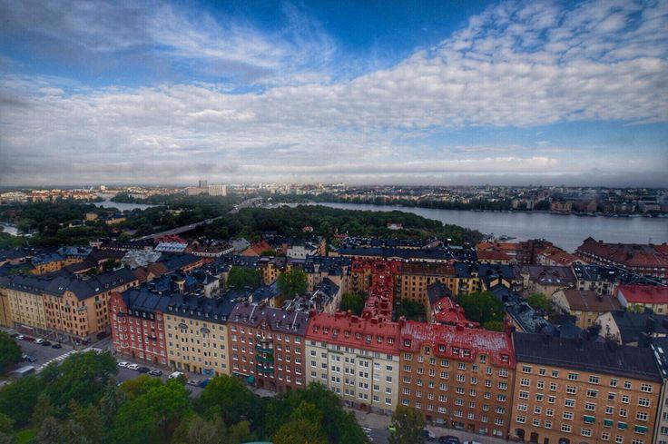 Västerbron Photo: T.Paulzon