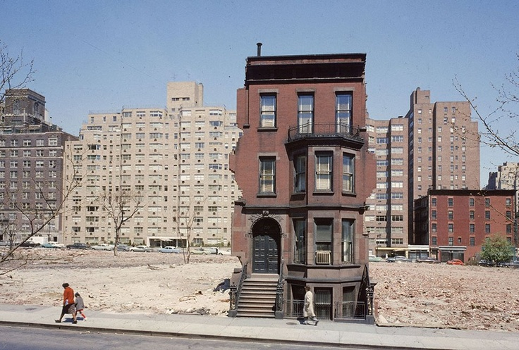 Bronx early 70s photography pinterest - 623 east 68th street ...