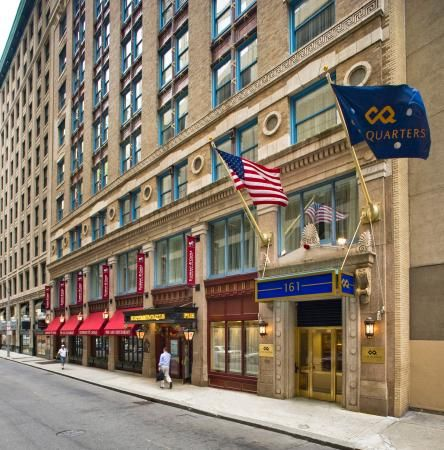 Club Quarters Hotel in Boston, Boston: See 1,300 traveler reviews, 215 candid photos, and great deals for Club Quarters Hotel in Boston, ranked #52 of 82 hotels in Boston and rated 4 of 5 at TripAdvisor.