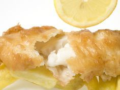 5 BASIC BATTERS FOR DEEP FRIED FISH AND SEAFOOD Nothing beats the crispy crunch and delicate flavor of batter-fried fish and seafood