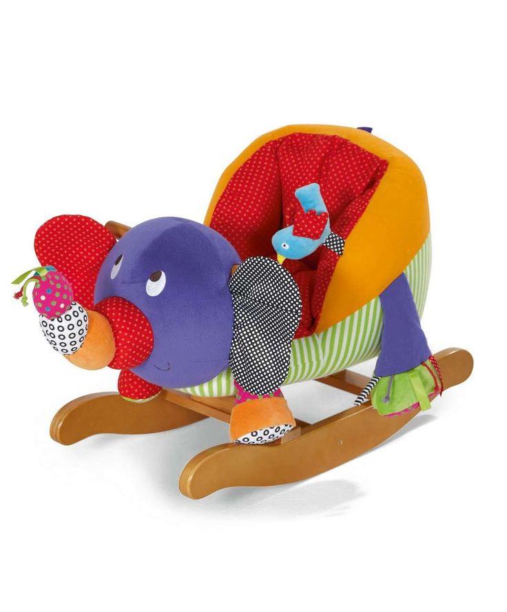 Rocking Animal - Babyplay Elephant - View All - Mamas & Papas
