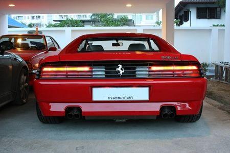 1993 Ferrari 348 TS Targa