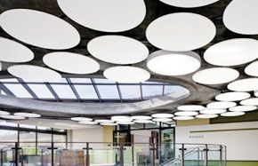 Cloud Ceiling Armstrong Ceiling In 2019 Ceiling Design