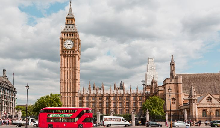 Best London sightseeing bus routes