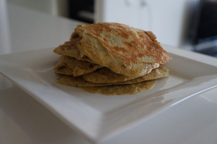 Paleo Ontbijt - Banaan Pannenkoeken - Paleo Recepten