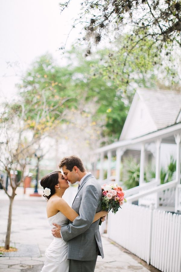 TAMPAWEDDINGOFFICIATE.com / Mint Green & Ivory Rustic Ybor City Wedding - Raquel Sergio Photography (20)