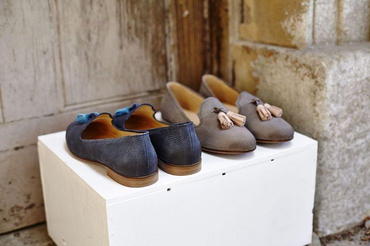 Shop the current collection at sevenbootlane.com