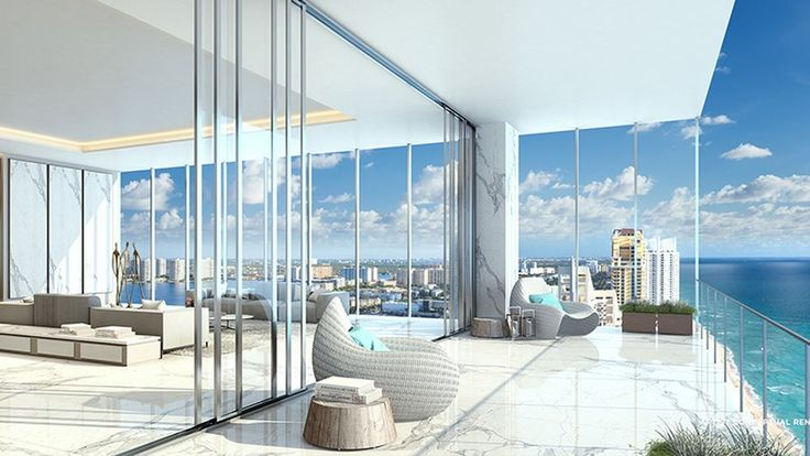 The ask breaks down to $5,089 per square foot, which makes it one of the priciest units for sale in the area. Muse will have 68 residences and some dynamic amenities, like facial recognition software, robotic parking, and in-wall mirror TVs.