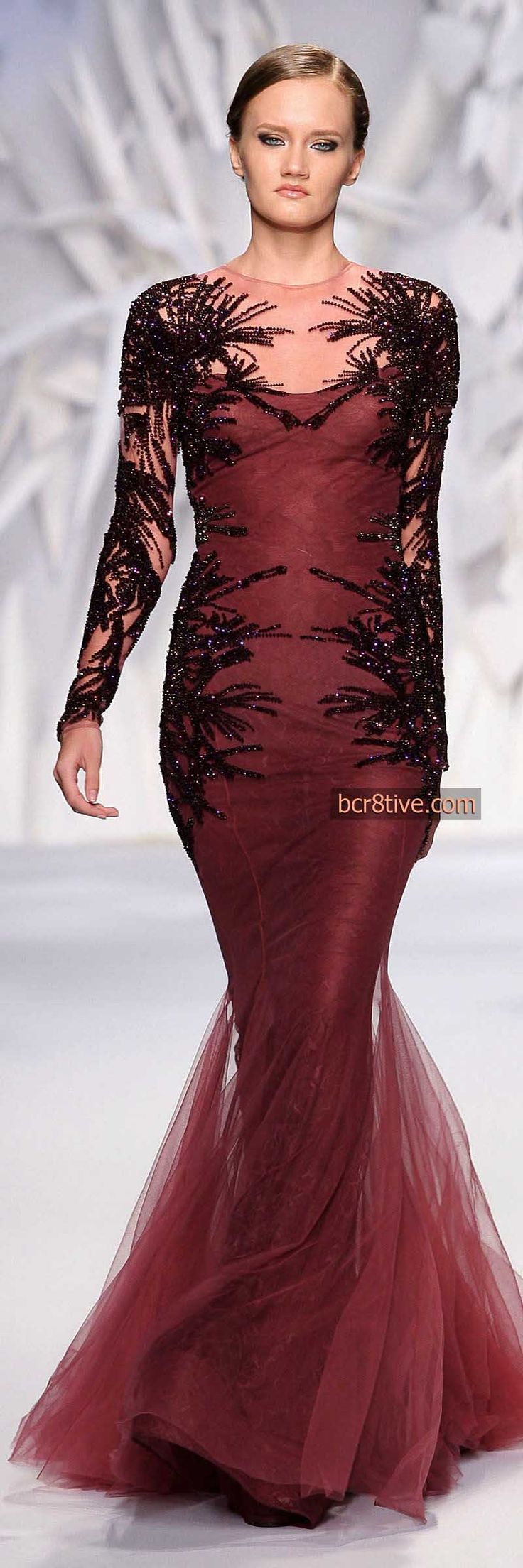 Abed Mahfouz Fall Winter 2014 Haute Couture