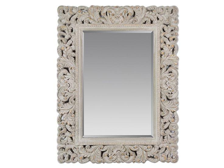 Espejo barroco vintage rectangular