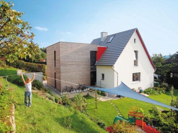 Wohnhaus von Wiebke und Hans-Martin Wollenberg in Hameln
