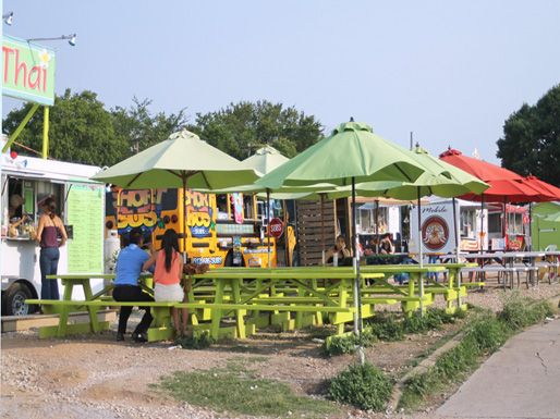 6 Good Food Trucks on South Congress in Austin. I will try them all when i go back for surrrrrre