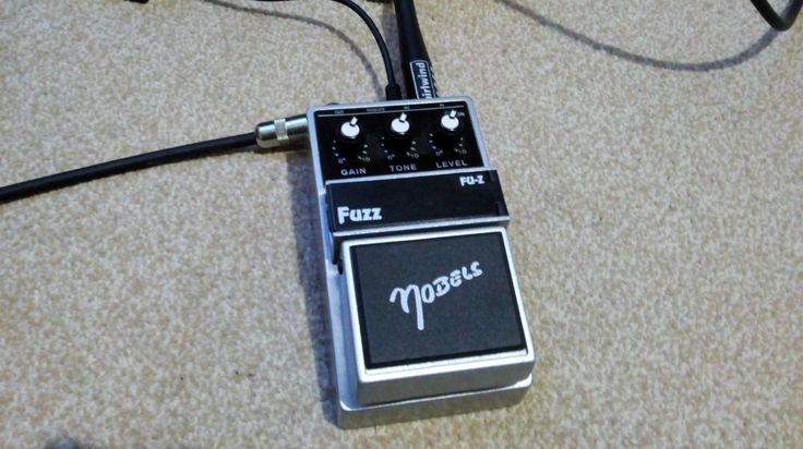 Probably my last NPD of the year. Nobels FU-Z fuzz. Tall Font who?