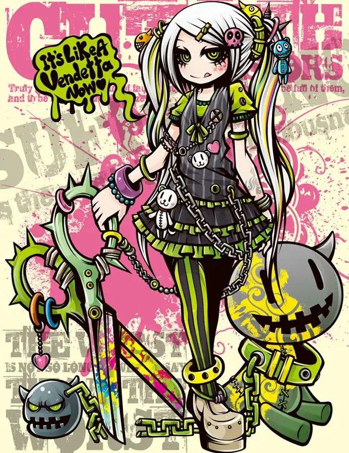 Girl anime pinterest gamer images.dujour.com :