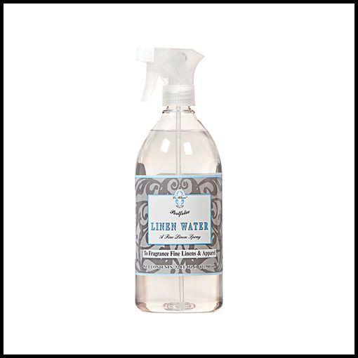 Vero Linens - LeBlanc Linen Spray, $19.00 (http://verolinens.com/linen-spray/)