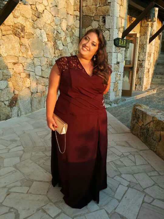 Dressed bridal - made in italy - cerimonia - wedding - curvy outfit style Atelier Maria Teresa