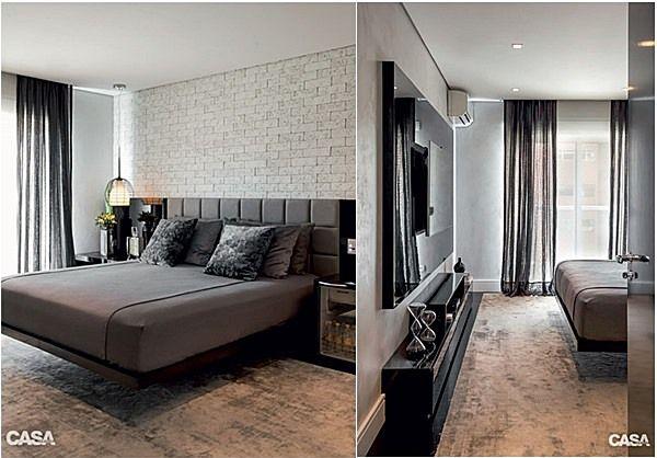 Tirando o máximo do preto e branco na decoração | Simples Decoracao | Simples Decoração