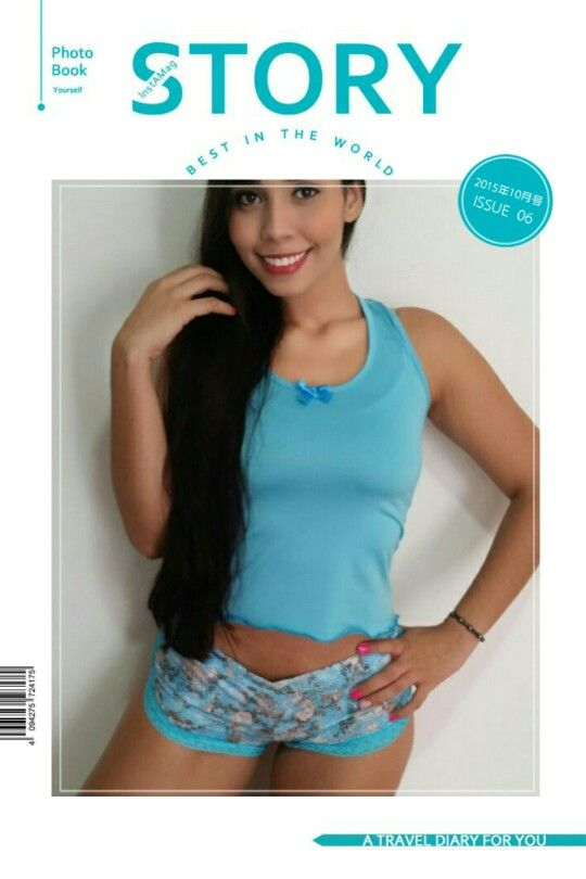 Azul seductor