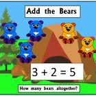Great Addition Game for the whole class.