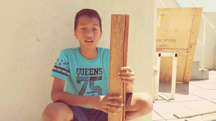 Reciclando madera de piso flotante