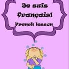 This is the second unit of the French Elementary lessons. It includes:  - Comprehension activities  -Writting activities  -Grammar reference with acti...