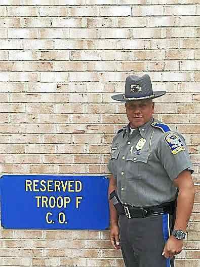 """Lt. Harold """"Chris"""" Johnson"""
