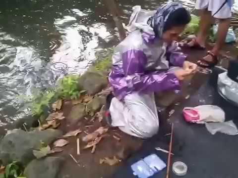 "Nostalgia Para Petualang ""NGGLIDHIG"" Anak 90an: Main Di Sawah, Hujan-Hujanan, Mandi Di Kali Dan Memancing - Cah 90-an YK"