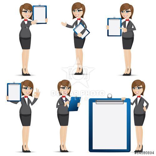https://cz.dollarphotoclub.com/stock-photo/cartoon businesswoman with blank board set/64580894 Dollar Photo Club miliony kvalitních obrázků za 1$ za každý