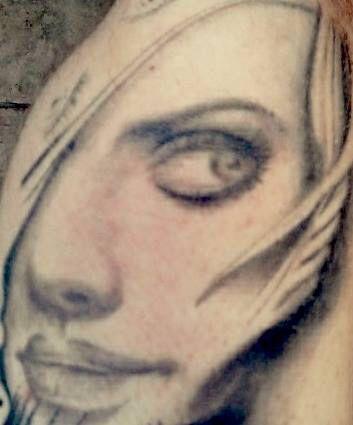 Anthony Gordon tattoo