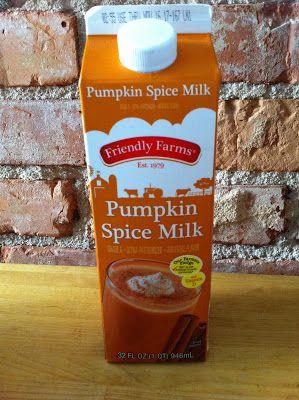 What's Good at ALDI?: Pumpkin Blitz: Pumpkin Spice Milk