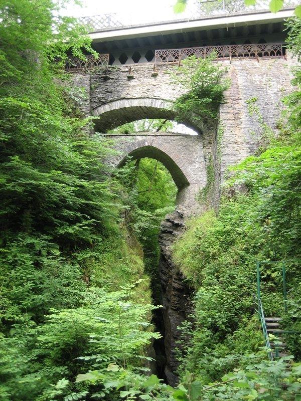 Devil's Bridge, Wales | 18 Amazing Places To Visit In Britain In 2014