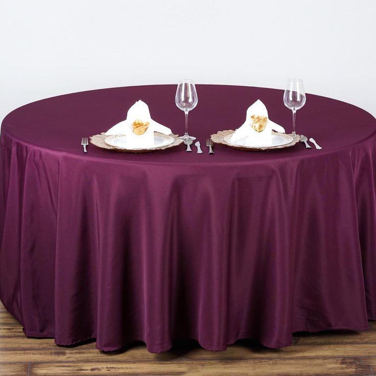 Party City Linen Tablecloths Part - 14: Round Tablecloths Party City