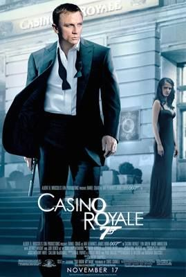 "Casino Royale - ""Casino Royale disposes of the silliness and gadgetry that plagued recent James Bond outings, and Daniel Craig delivers what fans and critics have been waiting for: a caustic, haunted, intense reinvention of 007."""