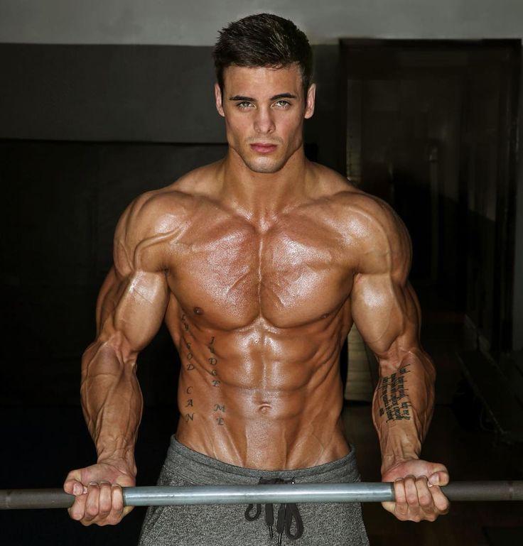 Idea by sanchotoo on Logan Franklin Bodybuilding, Abs