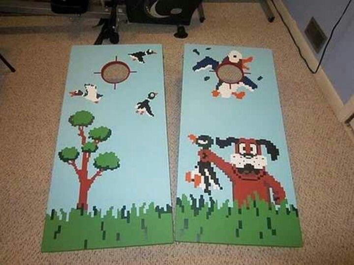 Superior Duck Hunt Bag Boards. Cornhole ...