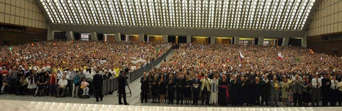 Angelus in St Peter's Square