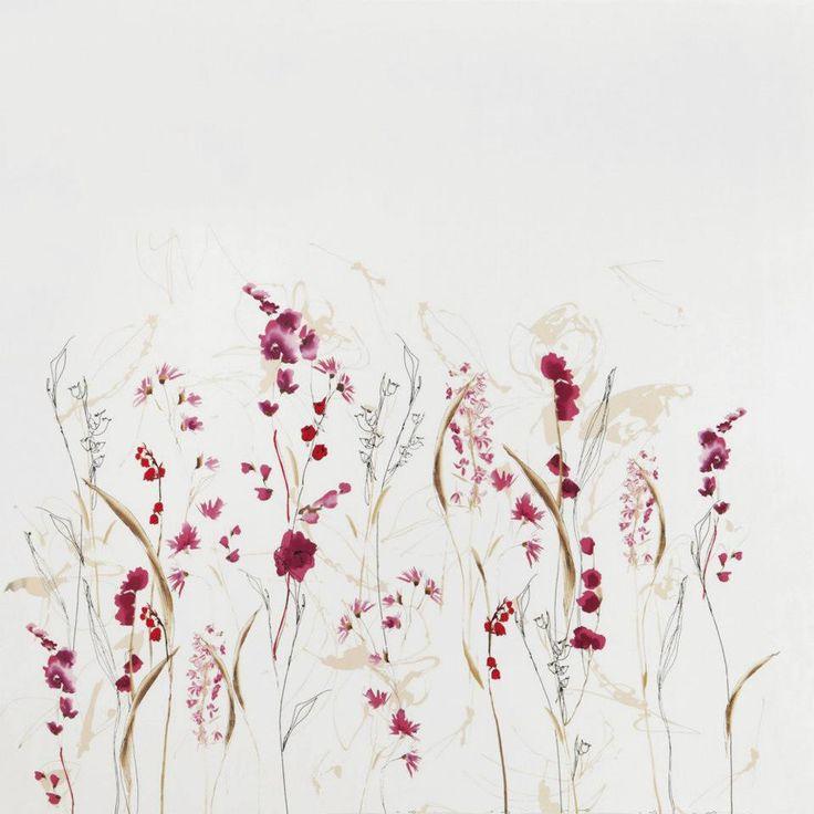 Biancheria da letto floreale