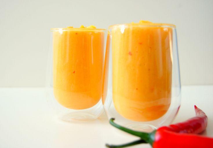 Mango-banaan smoothie | Jouw Fabriek