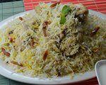 White Chicken Biryani  recipe