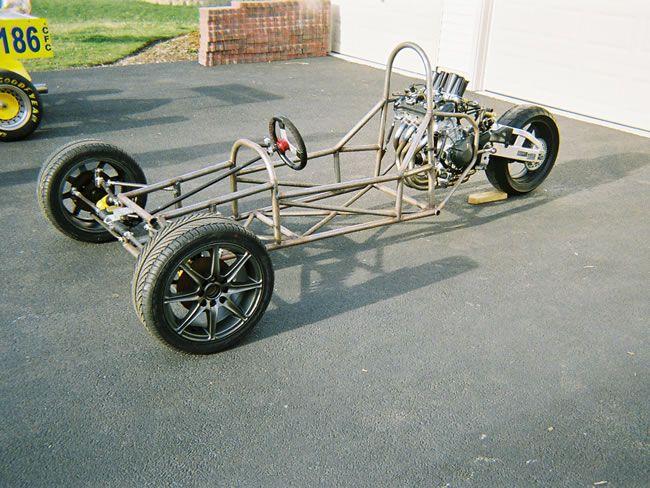 Three Wheeler Frame : Wheel car twisted trikes custom motorcycles