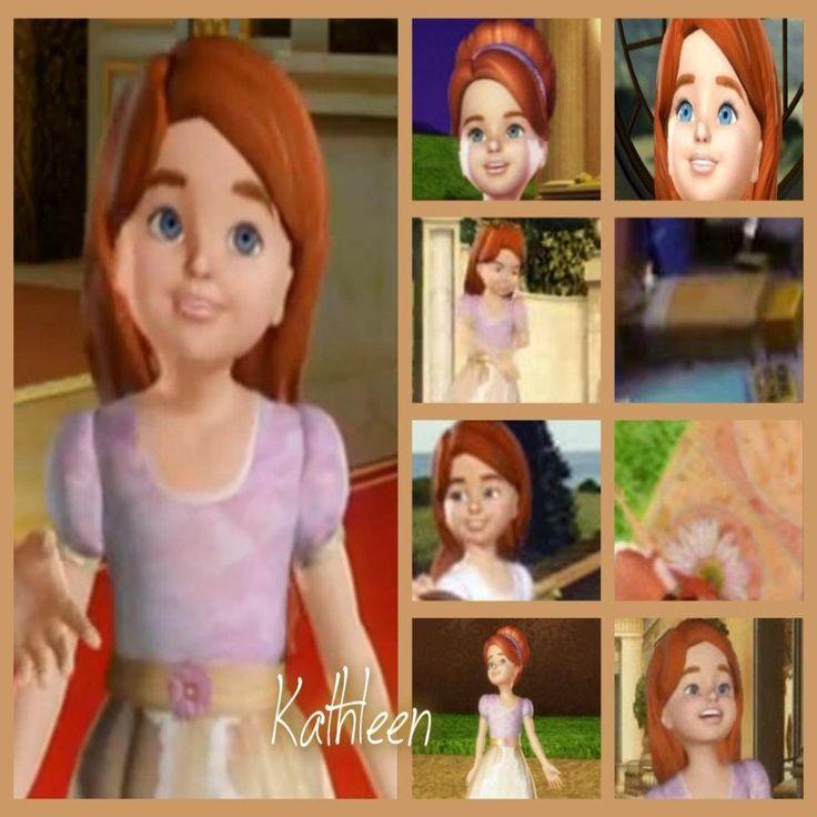 Kathleen Barbie In The 12 Dancing Princesses