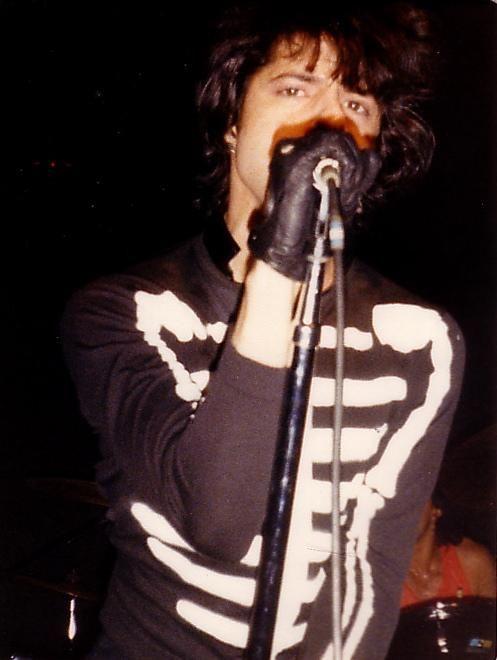 Glenn Danzig in The Misfits