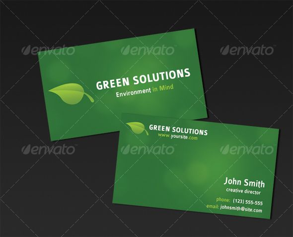 101 best 100 creative green business cards for your inspiration buy green business card by on graphicriver print ready business card at cmyk and x all text layers can be edited reheart Images